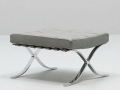 Art. Nr. A1089 - Hocker Gris grau